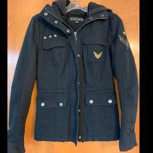 Blanc Noir utility jacket